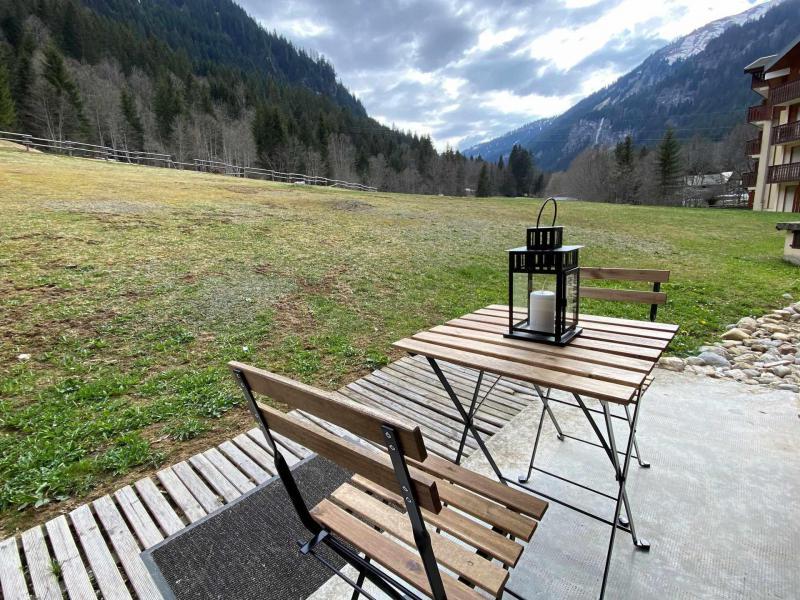 Location au ski Appartement 2 pièces coin montagne 6 personnes (4) - Résidence les Myrtilles - Châtel - Extérieur été