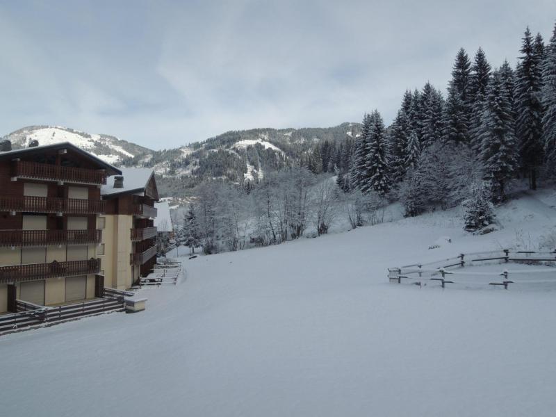 Vacances en montagne Appartement 2 pièces cabine 6 personnes (9) - Résidence les Myrtilles - Châtel - Lits superposés