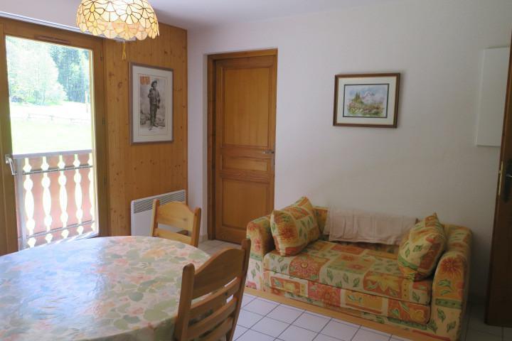 Vacances en montagne Appartement 3 pièces 5 personnes (18) - Résidence les Myrtilles - Châtel - Séjour