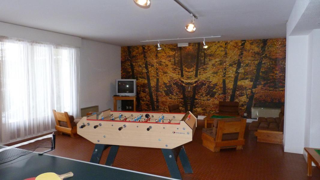 Vacances en montagne Résidence les Myrtilles - Gérardmer - Jeux