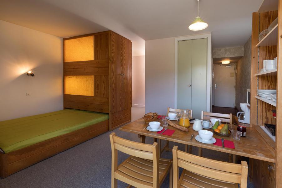 Urlaub in den Bergen Résidence les Myrtilles - Gérardmer - Wohnzimmer