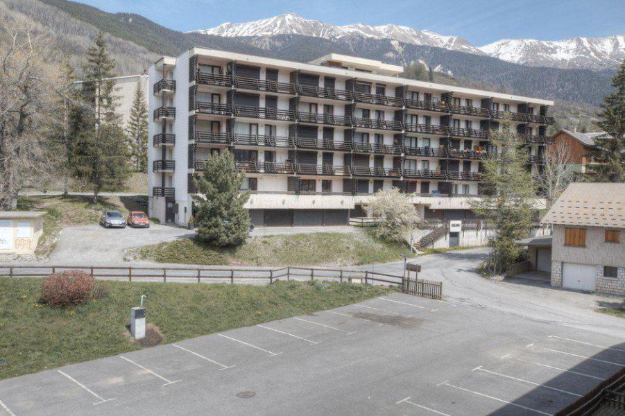 Vacances en montagne Appartement 2 pièces 6 personnes (406) - Résidence les Nivéoles - Serre Chevalier - Extérieur été