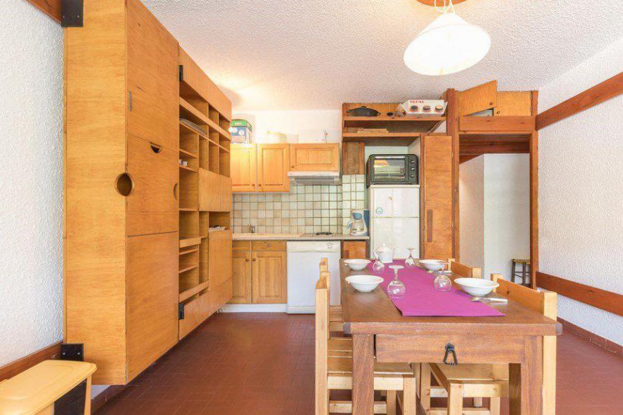 Vacances en montagne Appartement 2 pièces 6 personnes (406) - Résidence les Nivéoles - Serre Chevalier - Séjour