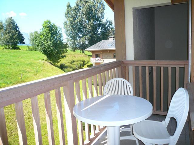 Holiday in mountain resort Studio 5 people (15) - Résidence les Oréades - Combloux