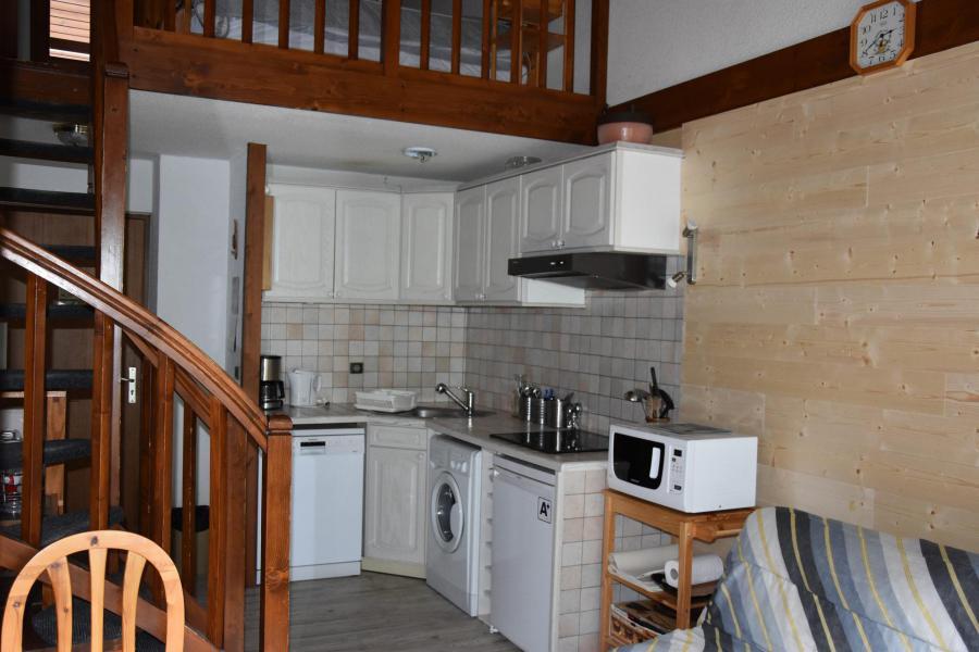 Vacaciones en montaña Apartamento 3 piezas mezzanine para 6 personas (C5) - Résidence les Pariettes - Pralognan-la-Vanoise