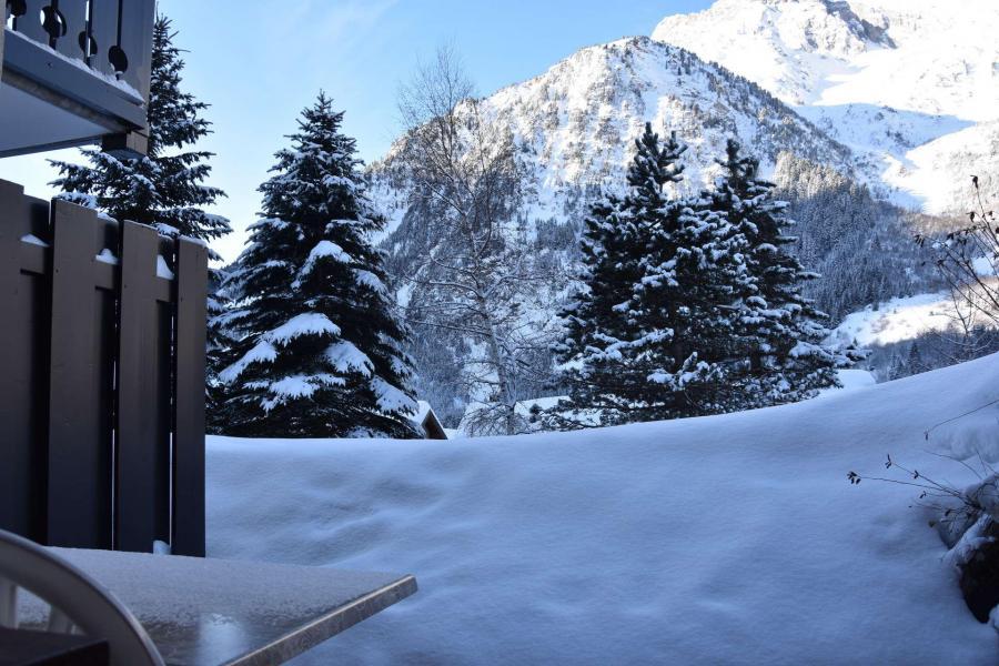 Vacaciones en montaña Apartamento 2 piezas para 4 personas (CA4) - Résidence les Pariettes - Pralognan-la-Vanoise