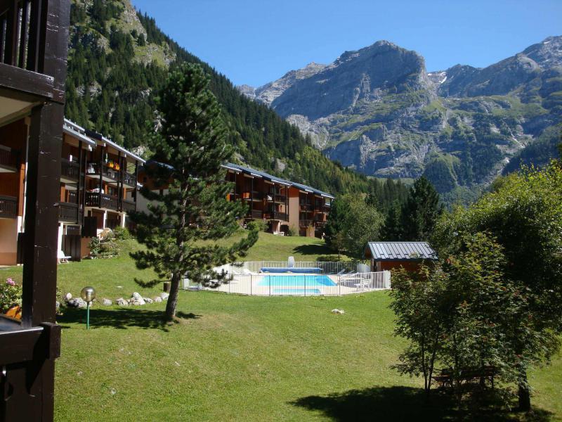 Vacaciones en montaña Résidence les Pariettes - Pralognan-la-Vanoise - Verano