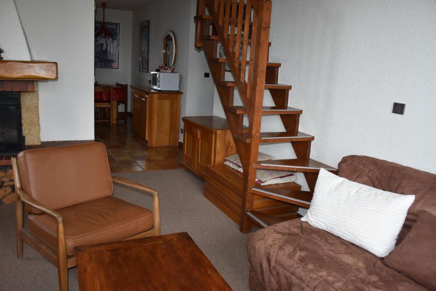 Vacaciones en montaña Apartamento dúplex 3 piezas 6 personas (AB1) - Résidence les Pariettes - Pralognan-la-Vanoise