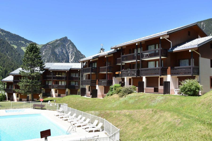 Vacaciones en montaña Apartamento 2 piezas para 4 personas (BA1) - Résidence les Pariettes - Pralognan-la-Vanoise - Verano