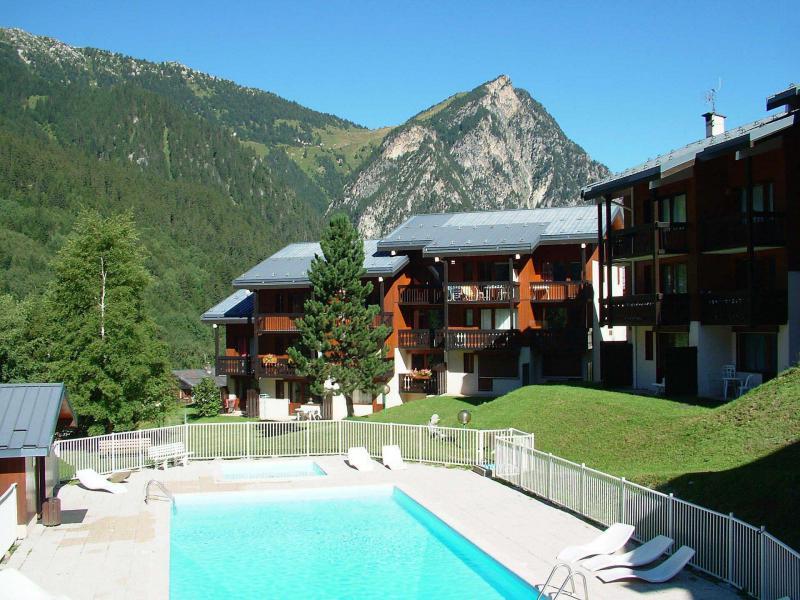 Vacaciones en montaña Apartamento 2 piezas para 3 personas (CB5) - Résidence les Pariettes - Pralognan-la-Vanoise
