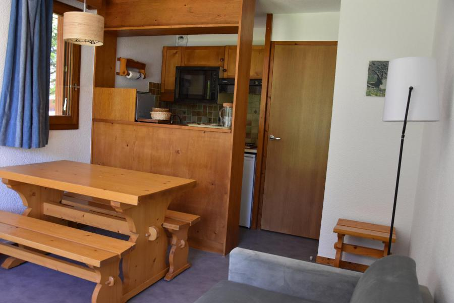 Vacaciones en montaña Apartamento 2 piezas para 4 personas (BA1) - Résidence les Pariettes - Pralognan-la-Vanoise - Mesa