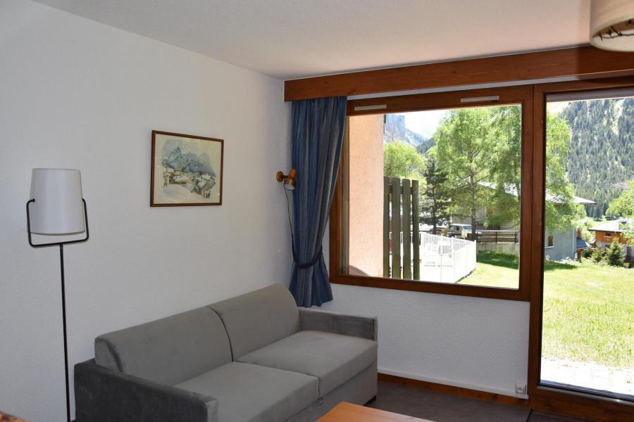 Vacaciones en montaña Apartamento 2 piezas para 4 personas (BA1) - Résidence les Pariettes - Pralognan-la-Vanoise - Sofá-cama