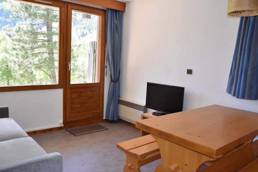 Vacaciones en montaña Apartamento 2 piezas para 4 personas (BA1) - Résidence les Pariettes - Pralognan-la-Vanoise - TV