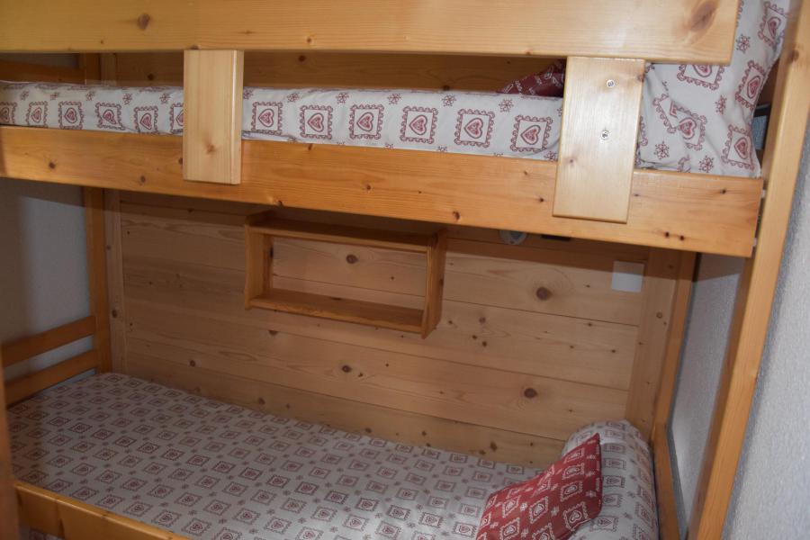 Vacaciones en montaña Apartamento 2 piezas para 4 personas (CA5) - Résidence les Pariettes - Pralognan-la-Vanoise - Camas literas