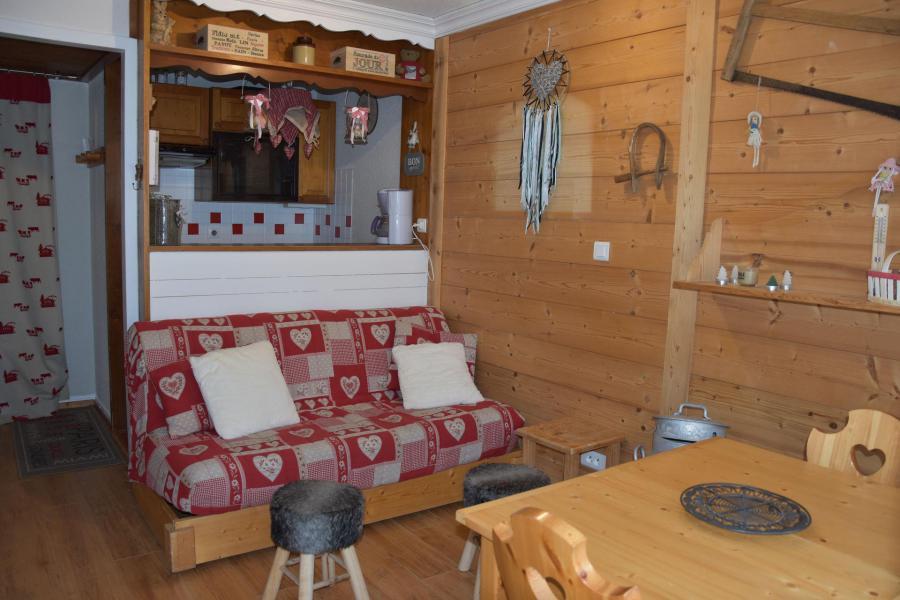 Vacaciones en montaña Apartamento 2 piezas para 4 personas (CA5) - Résidence les Pariettes - Pralognan-la-Vanoise - Estancia