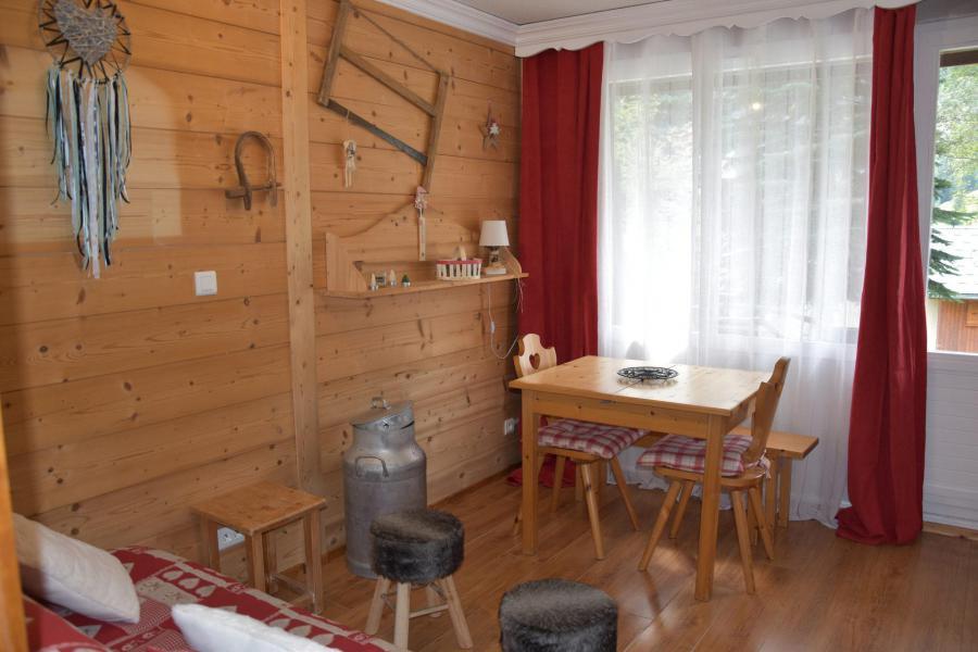 Vacaciones en montaña Apartamento 2 piezas para 4 personas (CA5) - Résidence les Pariettes - Pralognan-la-Vanoise - Mesa