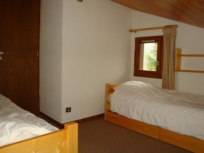 Vacaciones en montaña Apartamento dúplex 3 piezas 6 personas (AB1) - Résidence les Pariettes - Pralognan-la-Vanoise - Cama individual