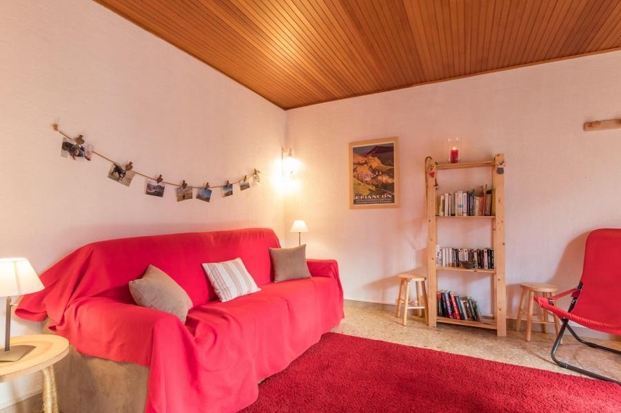Wakacje w górach Apartament 3 pokojowy 6 osób (LEC015) - Résidence les Pellenches - Serre Chevalier - Kanapą