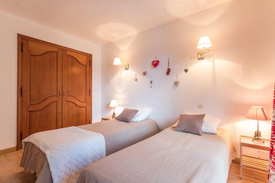 Wakacje w górach Apartament 3 pokojowy 6 osób (LEC015) - Résidence les Pellenches - Serre Chevalier - Łóżkiem