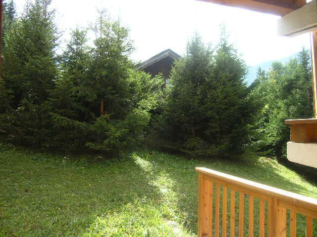 Vacances en montagne Appartement 2 pièces 6 personnes (2) - Résidence les Perdrix - Méribel - Extérieur été
