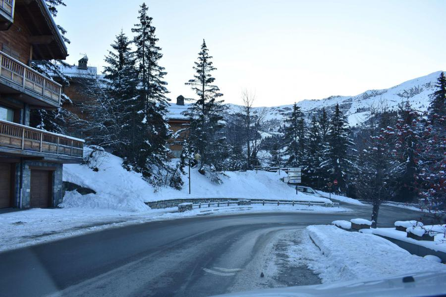 Vacances en montagne Résidence les Perdrix - Méribel
