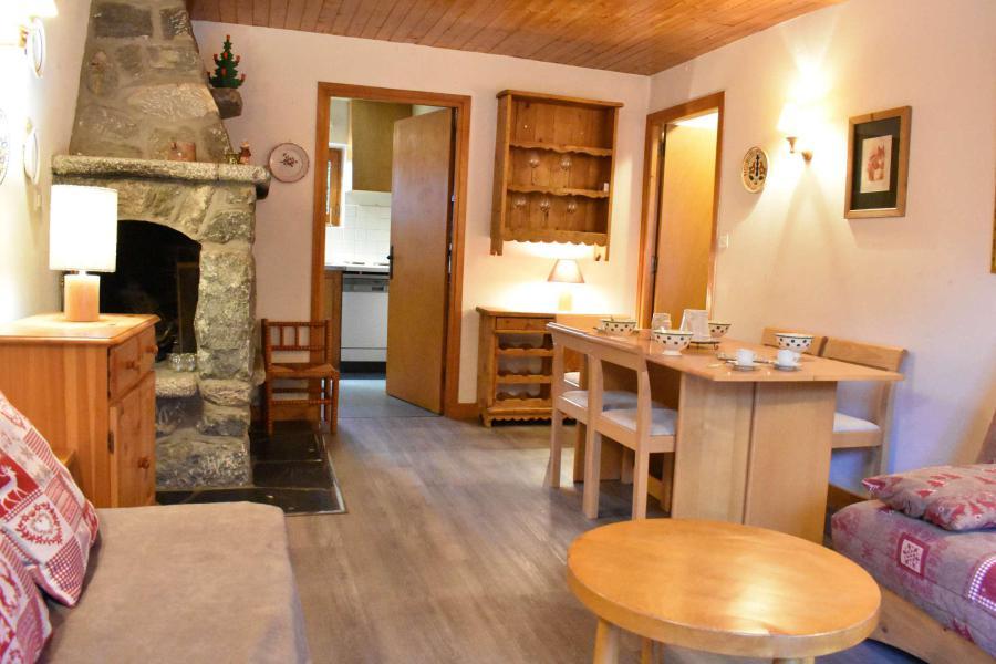 Vacances en montagne Appartement 2 pièces 4 personnes (2) - Résidence les Perdrix - Méribel - Logement