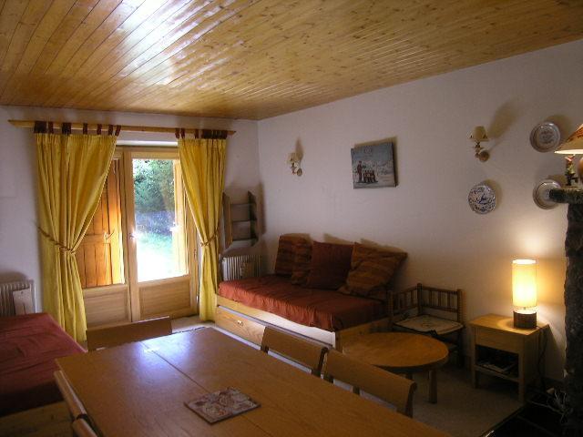 Vacances en montagne Appartement 2 pièces 6 personnes (2) - Résidence les Perdrix - Méribel - Séjour