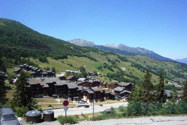 Vacaciones en montaña Résidence les Pierres Plates - Valmorel