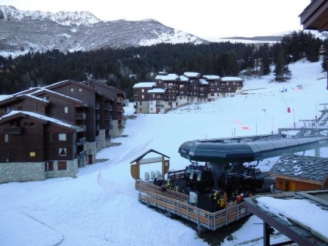Vacances en montagne Résidence les Pierres Plates - Valmorel