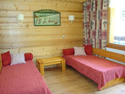 Vacaciones en montaña Estudio para 4 personas (041) - Résidence les Pierres Plates - Valmorel