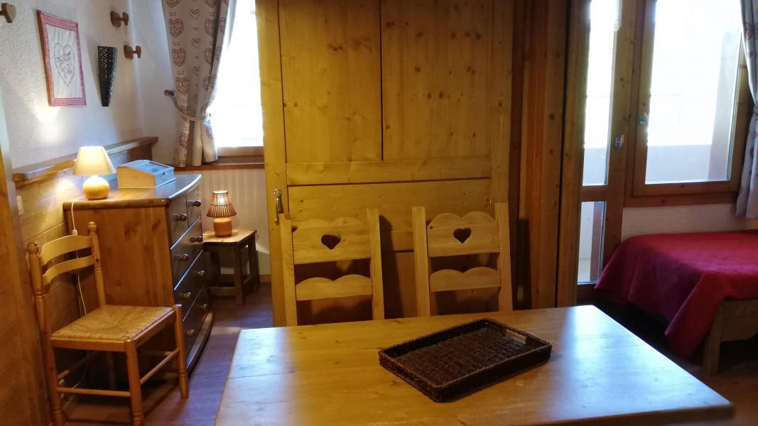 Vacaciones en montaña Estudio -espacio montaña- para 4 personas (016) - Résidence les Pierres Plates - Valmorel