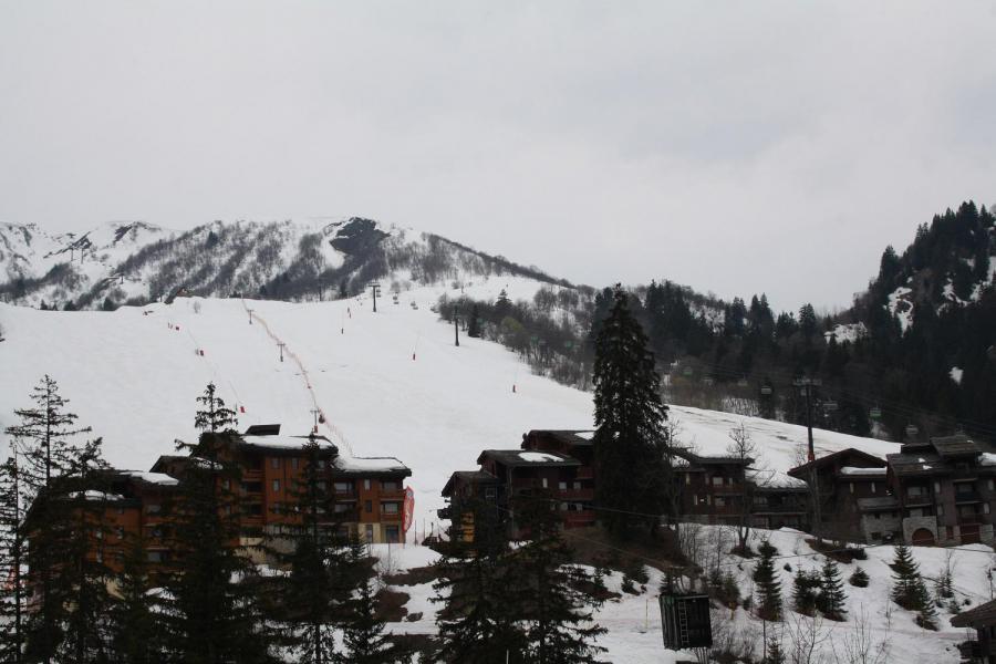 Vacances en montagne Studio 4 personnes (017) - Résidence les Pierres Plates - Valmorel