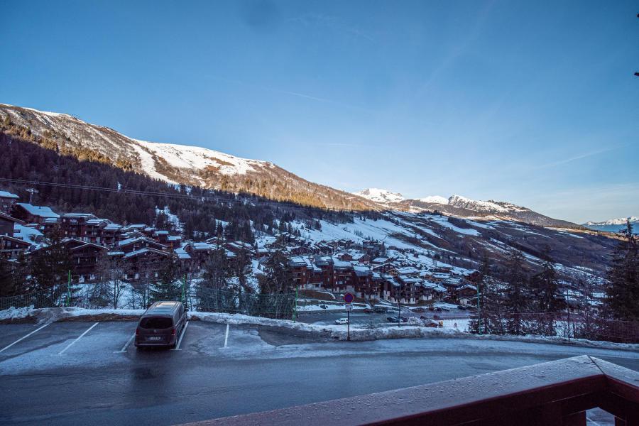 Vacances en montagne Studio 4 personnes (037) - Résidence les Pierres Plates - Valmorel