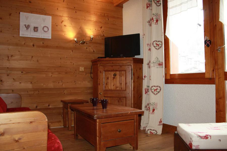 Vacances en montagne Studio 4 personnes (017) - Résidence les Pierres Plates - Valmorel - Logement