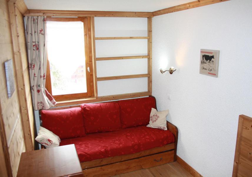 Vacances en montagne Studio 4 personnes (017) - Résidence les Pierres Plates - Valmorel - Séjour