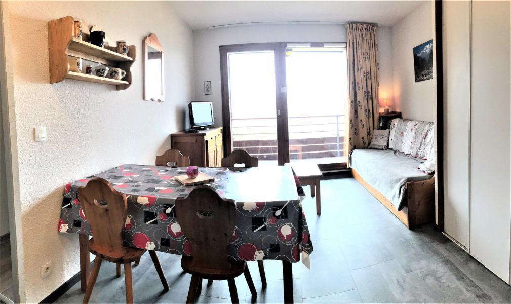 Wakacje w górach Apartament 2 pokojowy 4 osób (B74) - Résidence les Pistes - Le Corbier