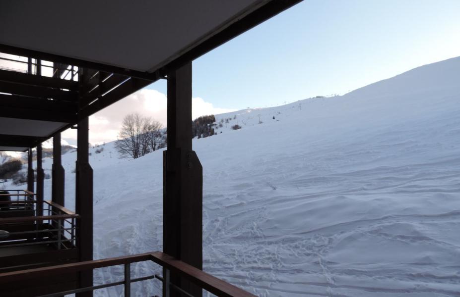 Wakacje w górach Apartament 3 pokojowy 6 osób (C99) - Résidence les Pistes - Le Corbier