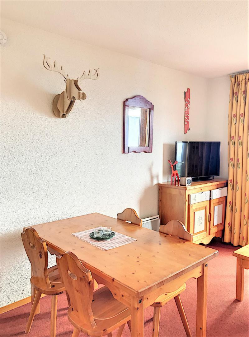Wakacje w górach Apartament 2 pokojowy 4 osób (A10) - Résidence les Pistes - Le Corbier
