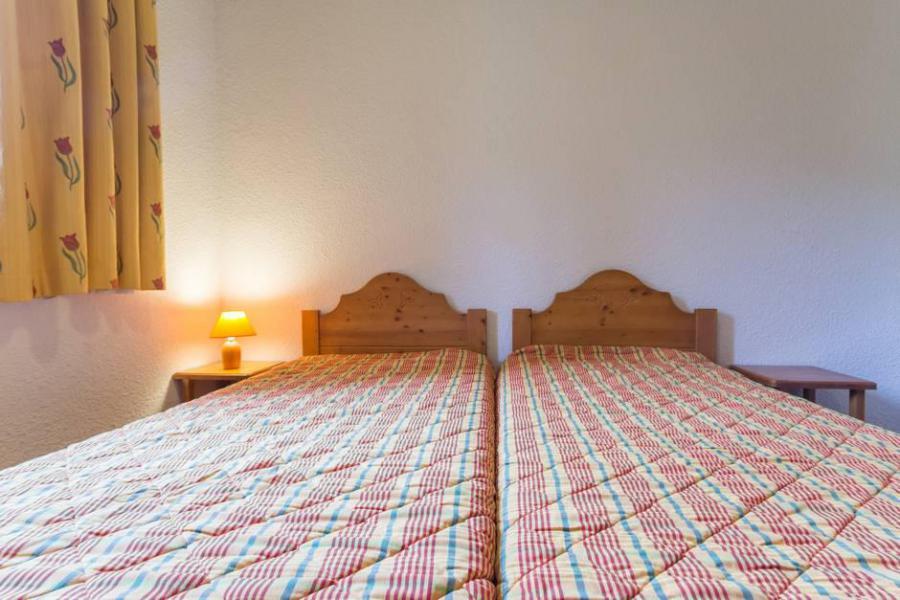 Wakacje w górach Apartament 2 pokojowy 4 osób (A12) - Résidence les Pistes - Le Corbier - Alkowa