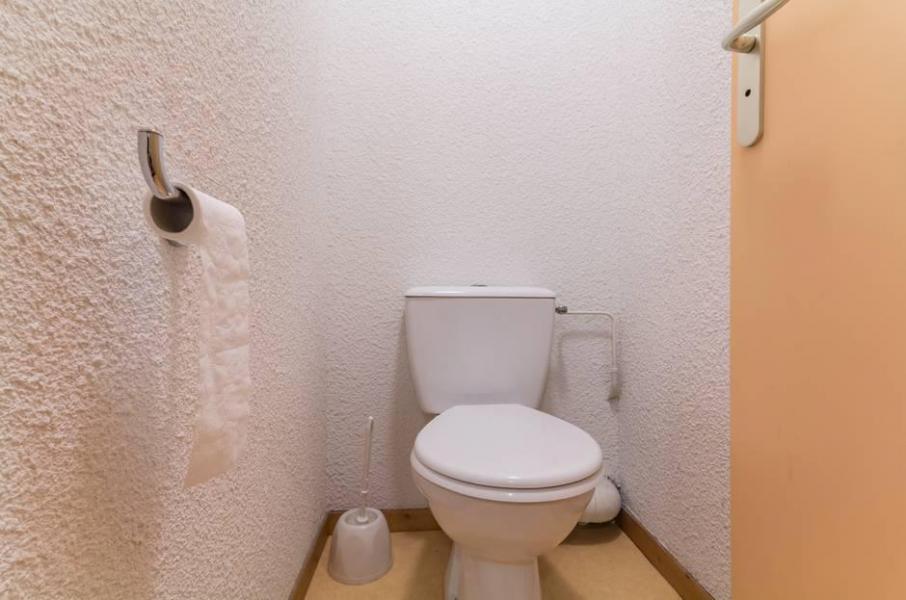 Wakacje w górach Apartament 2 pokojowy 4 osób (A12) - Résidence les Pistes - Le Corbier - WC
