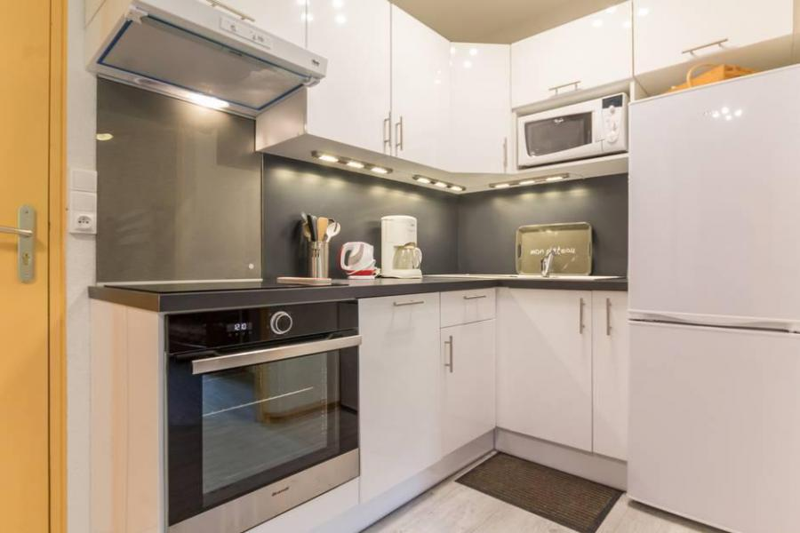 Wakacje w górach Apartament 3 pokojowy 6 osób (A21) - Résidence les Pistes - Le Corbier - Aneks kuchenny