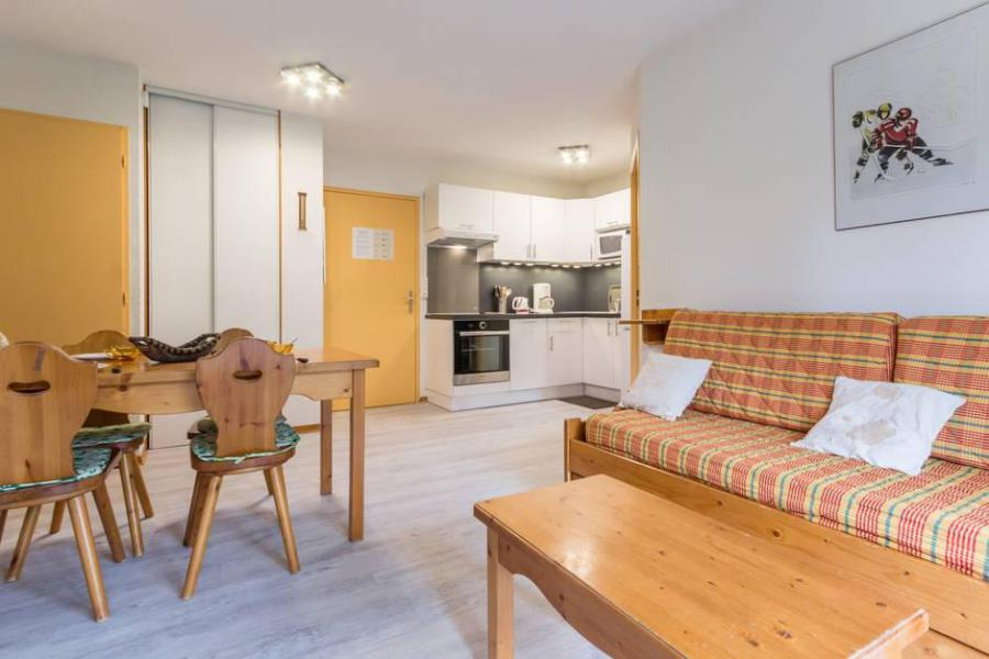 Wakacje w górach Apartament 3 pokojowy 6 osób (A21) - Résidence les Pistes - Le Corbier - Stołem