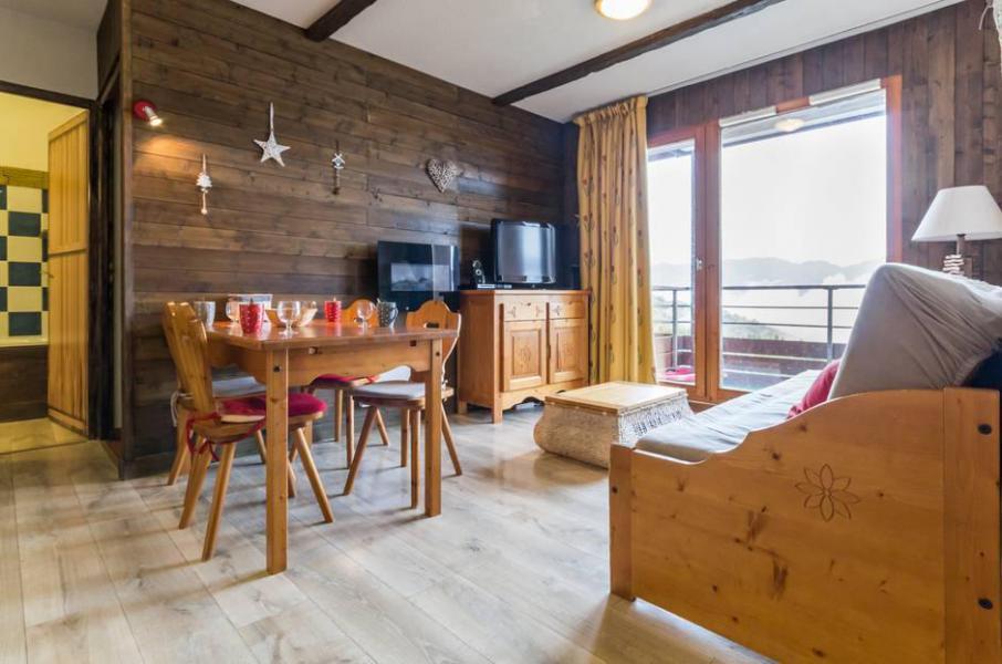 Wakacje w górach Apartament 3 pokojowy 6 osób (C93) - Résidence les Pistes - Le Corbier - Zakwaterowanie