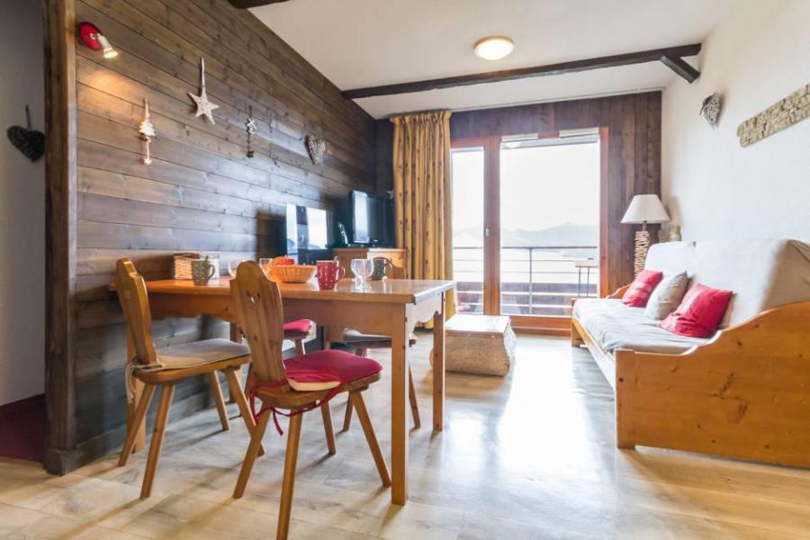 Wakacje w górach Apartament 3 pokojowy 6 osób (C93) - Résidence les Pistes - Le Corbier - Jadalnia