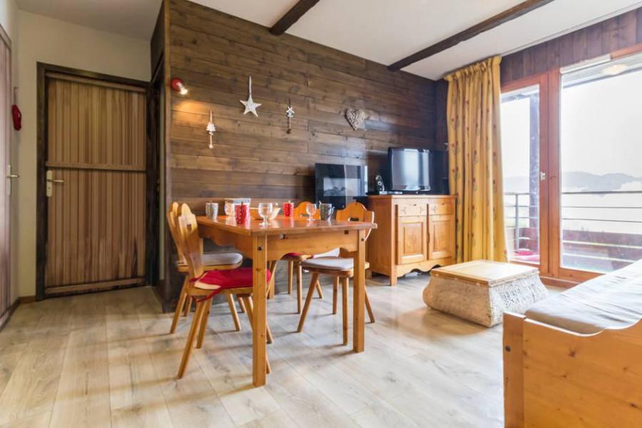 Wakacje w górach Apartament 3 pokojowy 6 osób (C93) - Résidence les Pistes - Le Corbier - Stołem