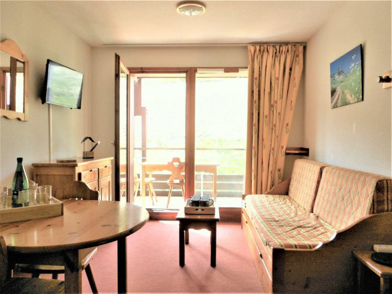 Wakacje w górach Apartament 3 pokojowy 6 osób (C99) - Résidence les Pistes - Le Corbier - Kanapą