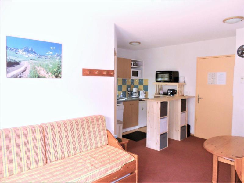 Wakacje w górach Apartament 3 pokojowy 6 osób (C99) - Résidence les Pistes - Le Corbier - Ławką