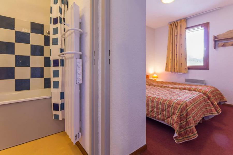 Vacaciones en montaña Apartamento 2 piezas para 4 personas (B74) - Résidence les Pistes - Le Corbier - Habitación