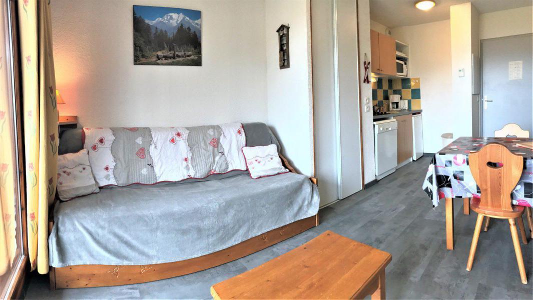 Vacaciones en montaña Apartamento 2 piezas para 4 personas (B74) - Résidence les Pistes - Le Corbier - Kitchenette