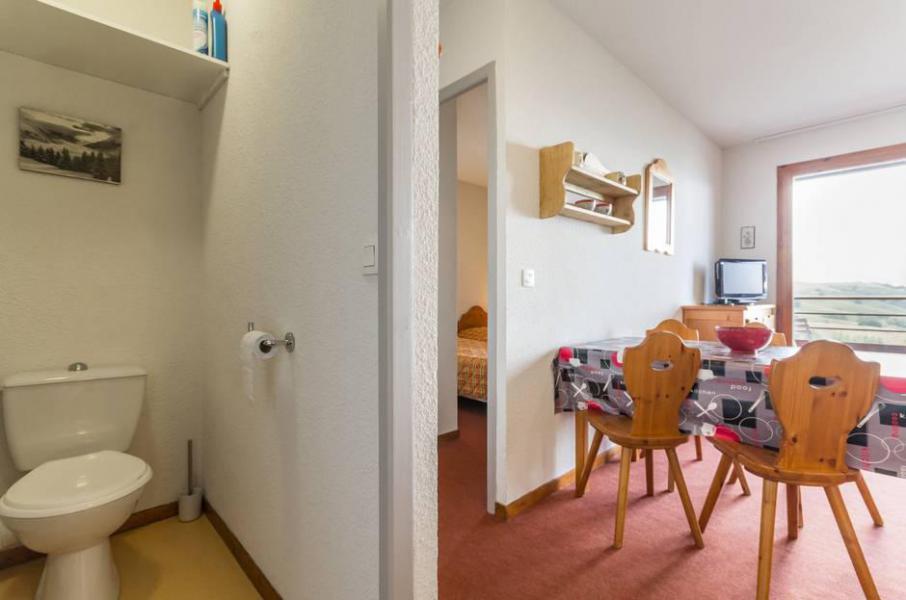 Vacaciones en montaña Apartamento 2 piezas para 4 personas (B74) - Résidence les Pistes - Le Corbier - WC
